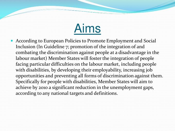 essay on discrimination against disabled people To put it simply, ableism is prejudice against people with disabilities but dominick evans, a filmmaker and activist.