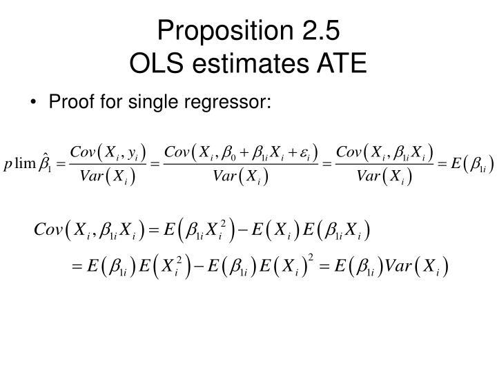 Proposition 2.5