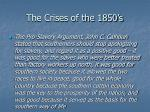 the crises of the 1850 s18