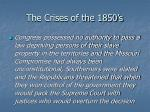 the crises of the 1850 s24