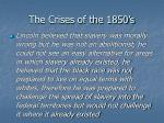 the crises of the 1850 s30
