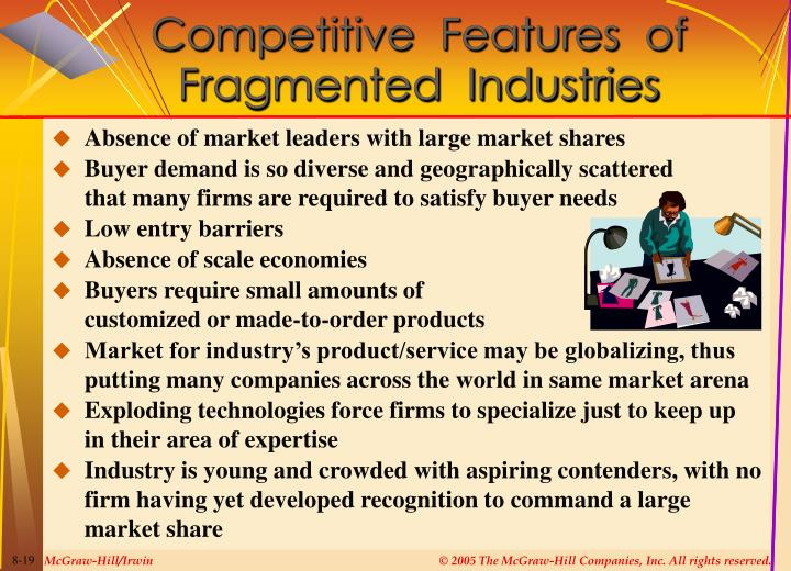 Competitive  Features  of