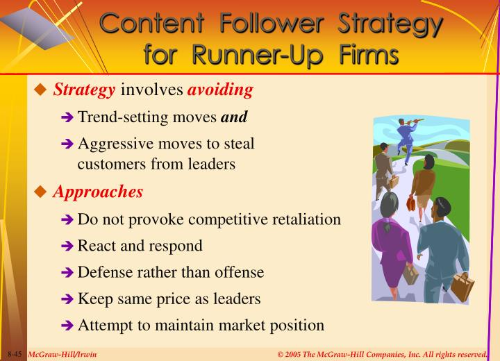 Content  Follower  Strategy