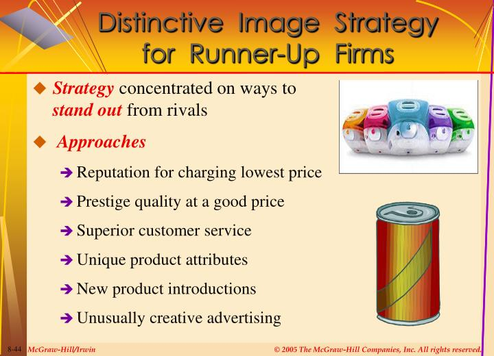 Distinctive  Image  Strategy