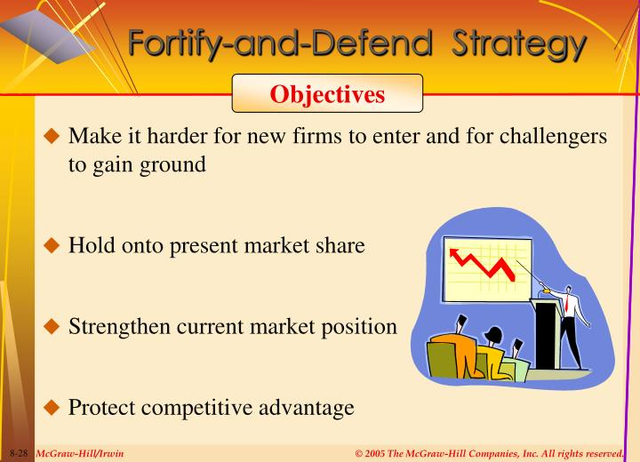 Fortify-and-Defend  Strategy
