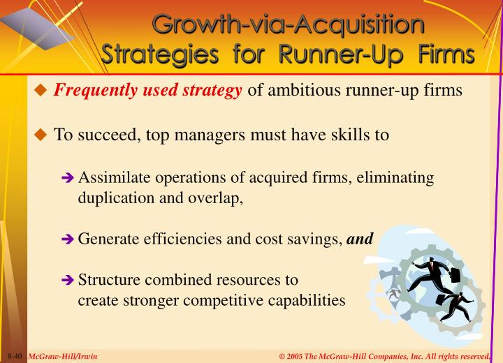 Growth-via-Acquisition