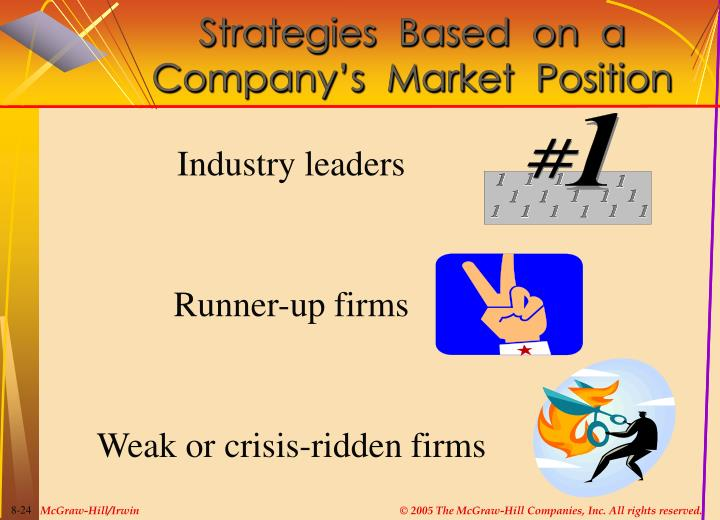 Strategies  Based  on  a