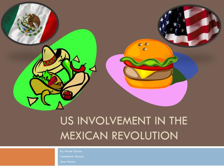 us involvement in the mexican revolution n.
