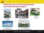 waterstof voor vervoerstoepassingen brandstofceltoepassingen