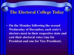 the electoral college today6