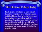 the electoral college today7