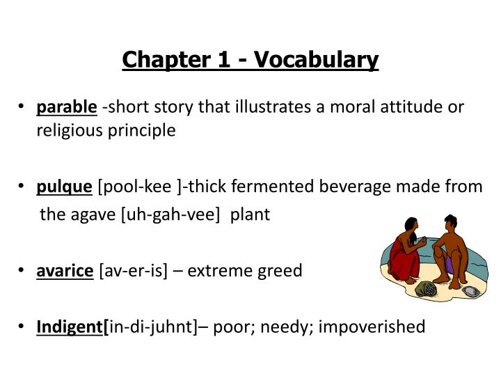 chapter 1 vocabulary n.
