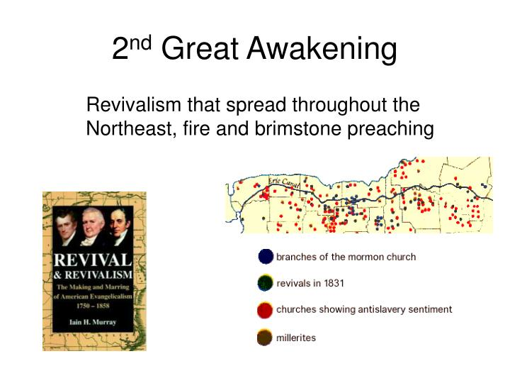 revivalism essay Unity in the colonies essay awakening and the enlightenment sparked new ideas that lead to important documents such as the declaration of independence, the constitution, and the bill of rights the great awakening swept through the colonies in the 1730s and 1740s.
