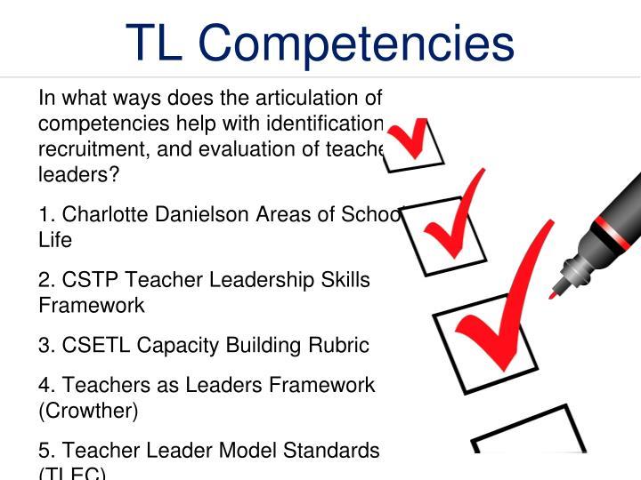 TL Competencies