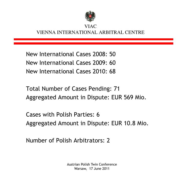 Viac vienna international arbitral centre2