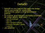 delta3d1