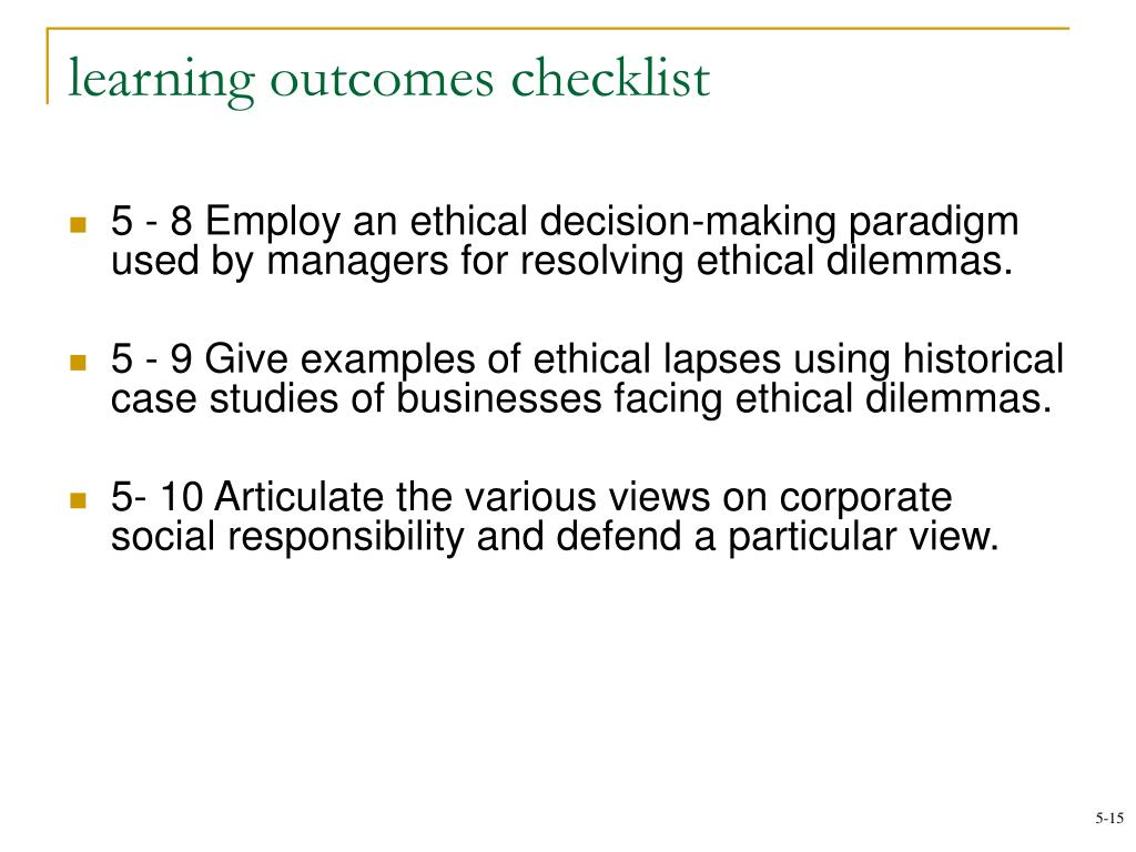 PPT - Chapter 5 Business, Societal, and Ethical Contexts of Law
