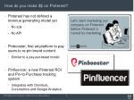 how do you make on pinterest