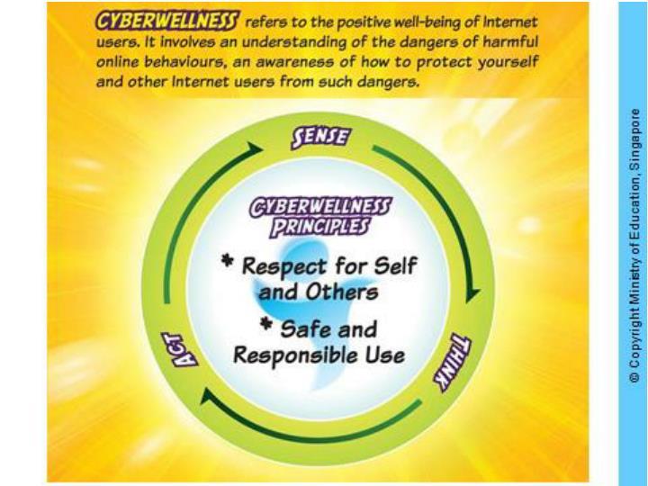 St st stephen s school cyberwellness safety tips netiquette online