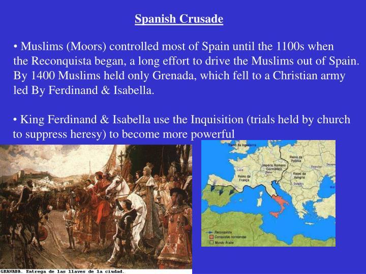 Spanish Crusade