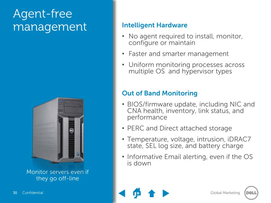 PPT - Dell PowerEdge Servers PowerPoint Presentation - ID
