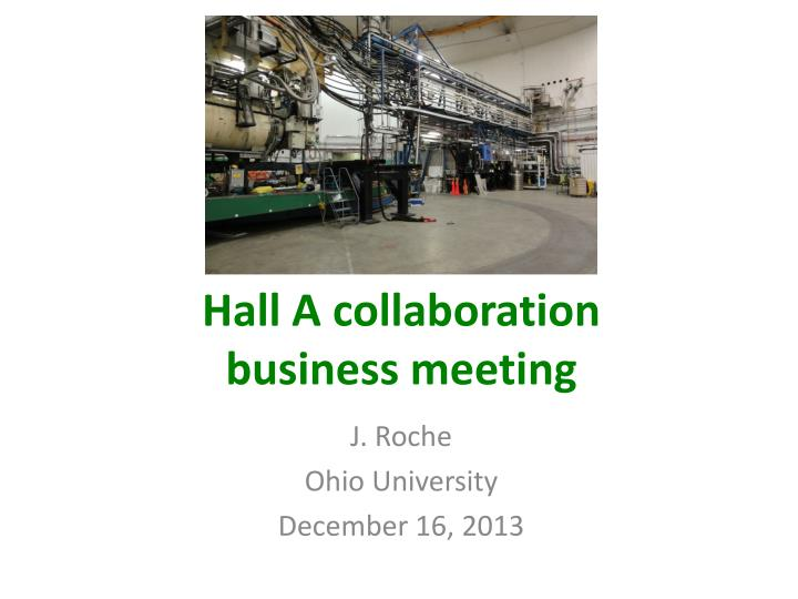 hall a collaboration business meeting n.