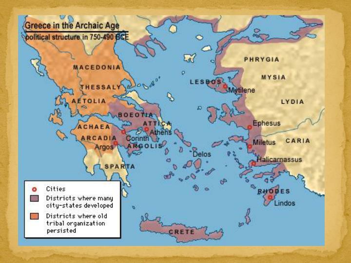 Greece the hellenic era