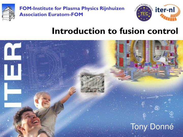 introduction to fusion control n.