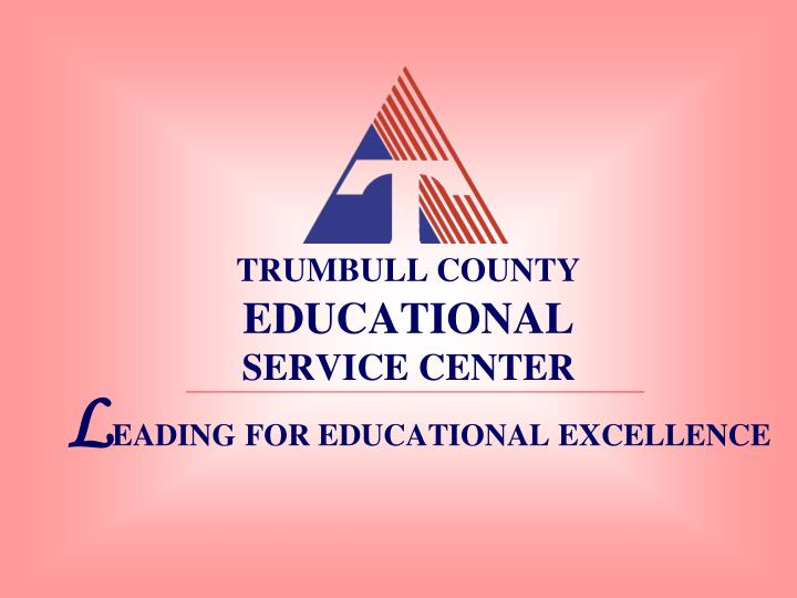 trumbull county educational service center n.