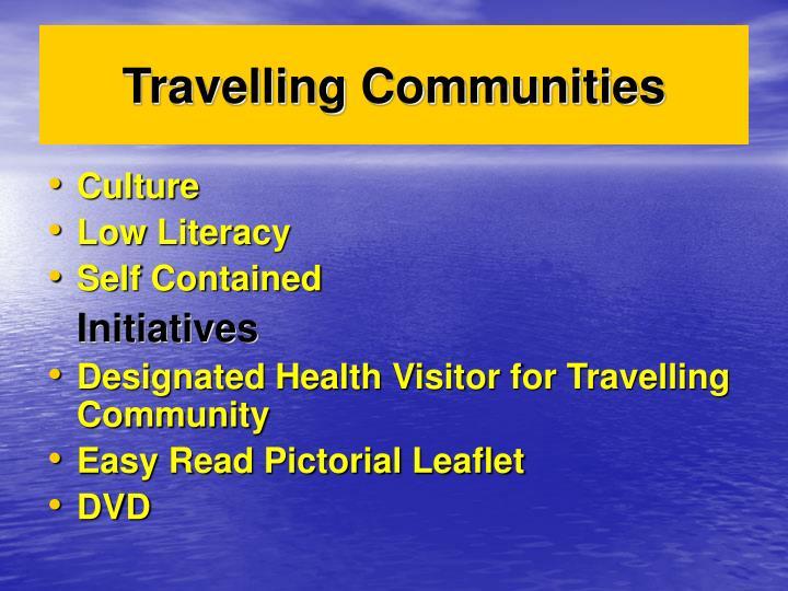 Travelling Communities