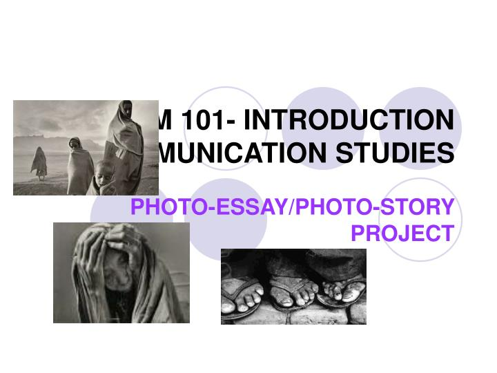 comm 101 introduction to communication studies