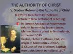 the authority of christ10