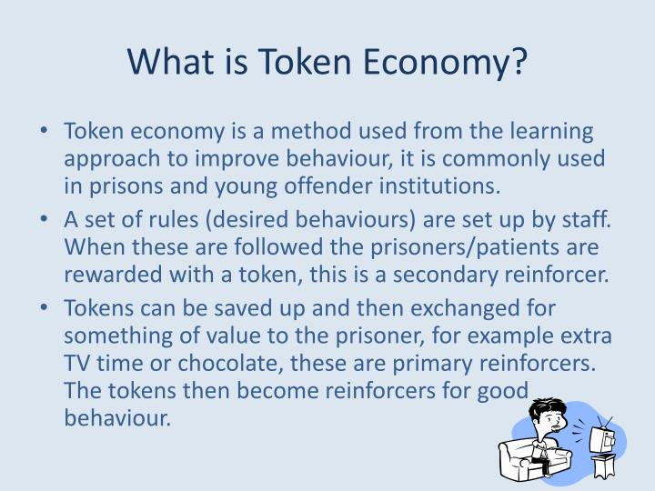 What is token economy