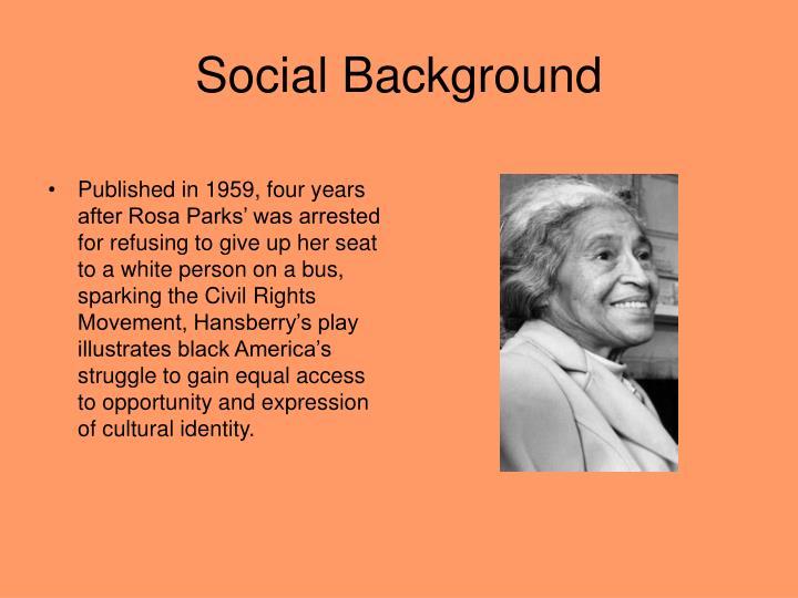 Social background