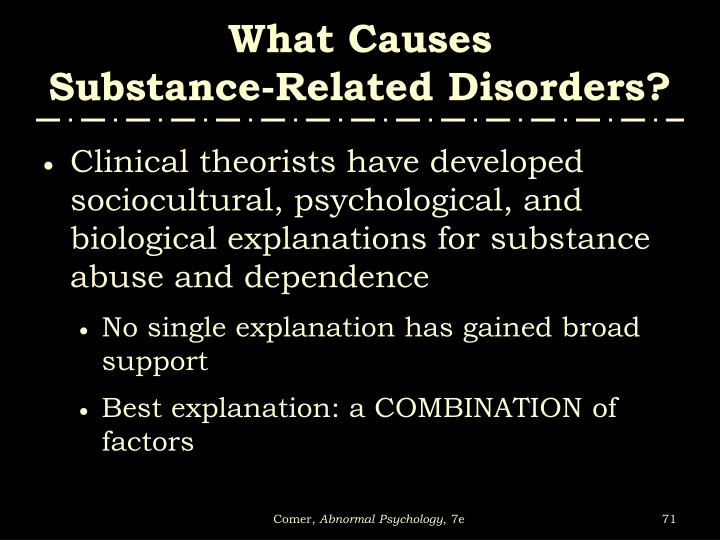 What Causes