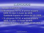 ejercicios1