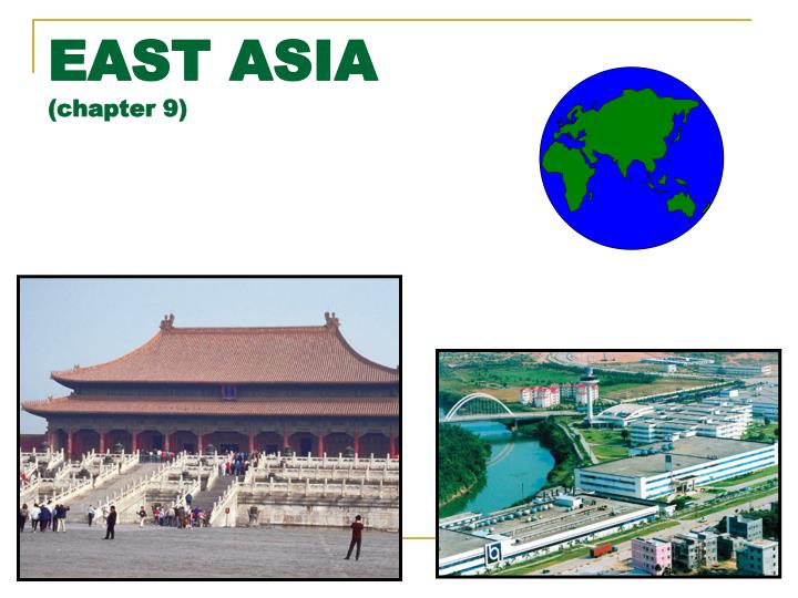 east asia chapter 9 n.