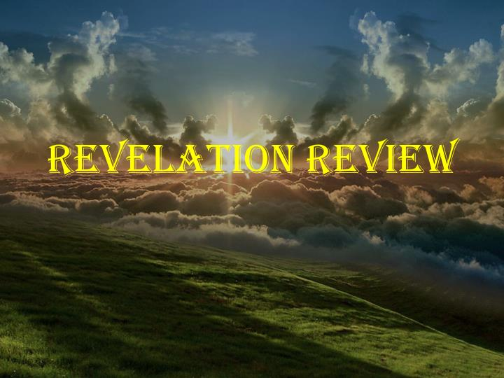 revelation review n.