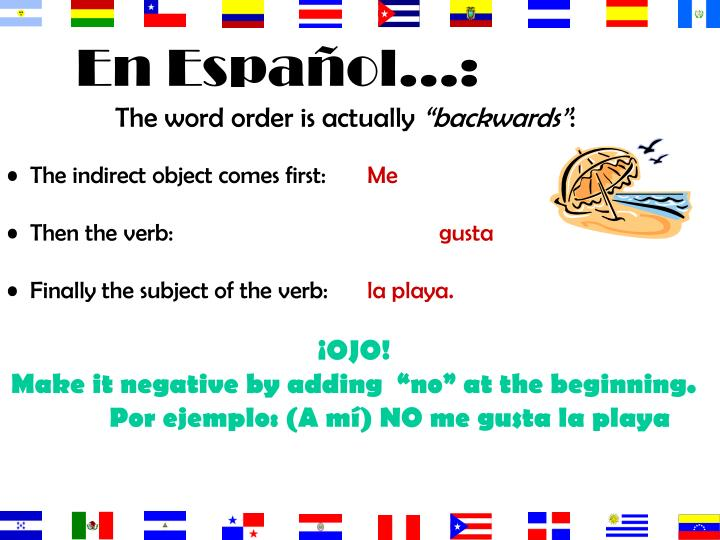 En Español…: