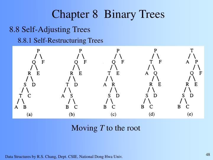 Chapter 8  Binary Trees
