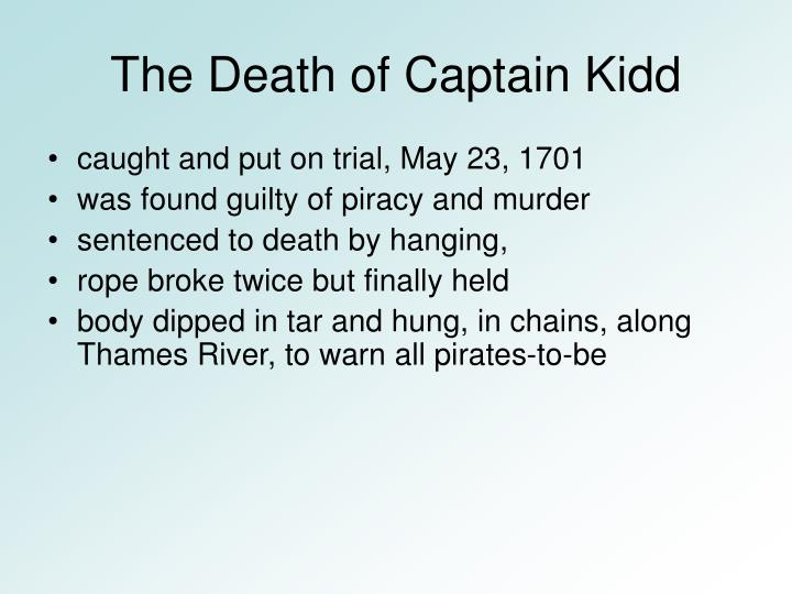 a biography of captain kidd an english pirate About the famous scottish pirate captain kidd, history and biography of the man biography of famous pirate captain kidd part 1 then an english colony, kidd.