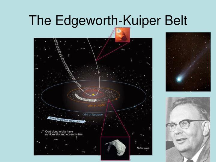 The Edgeworth-Kuiper Belt