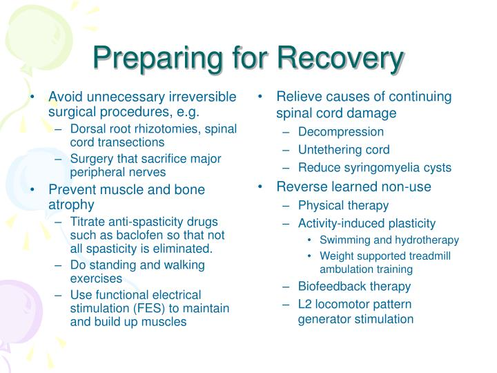 Avoid unnecessary irreversible surgical procedures, e.g.