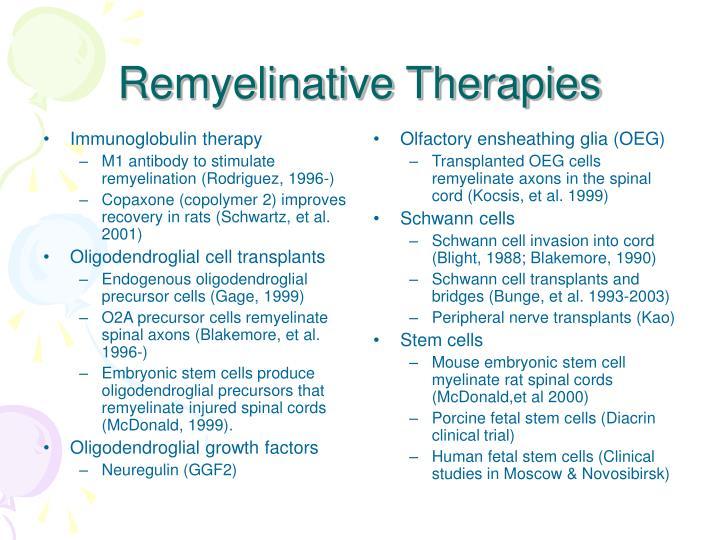 Immunoglobulin therapy