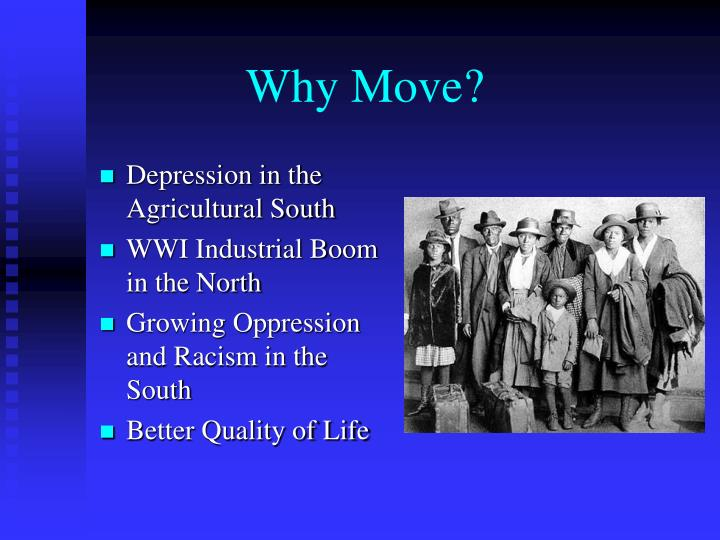 Why Move?