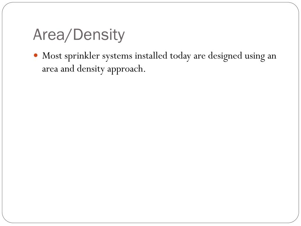 Ppt Sprinkler Design Powerpoint Presentation Free Download Id 1808886