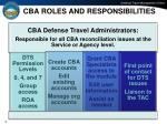 cba roles and responsibilities1