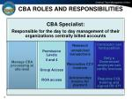 cba roles and responsibilities2