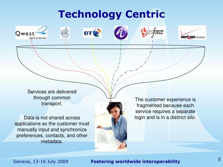 Technology Centric