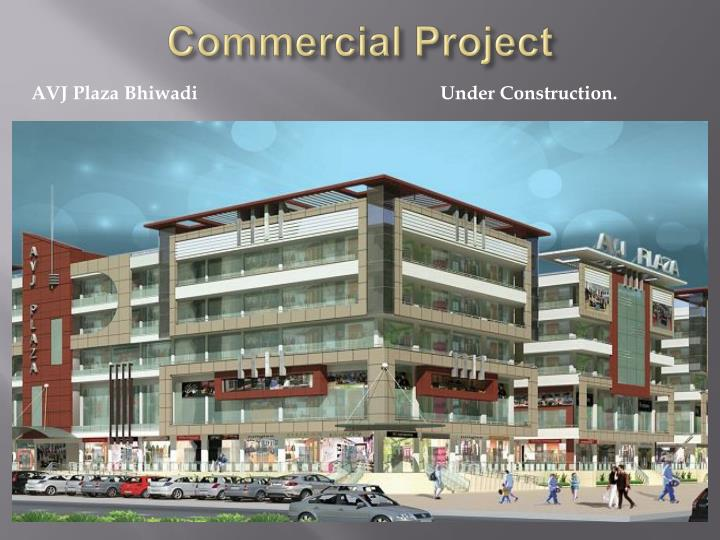 Commercial Project